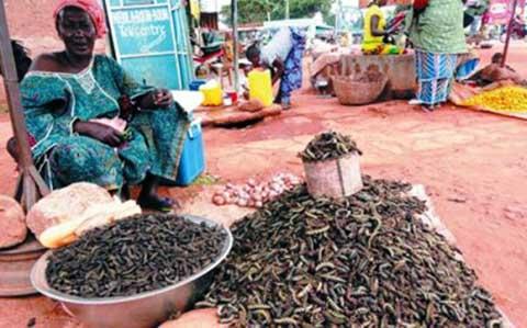 Mets locaux: les «chitoumous» se déportent à Ouagadougou