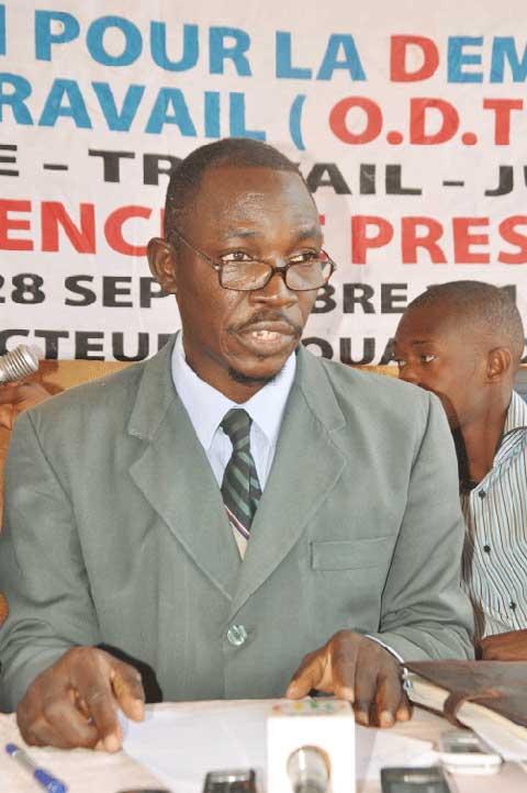 Burkina: un parti de la mouvance suspend son unique député pour «haute trahison»