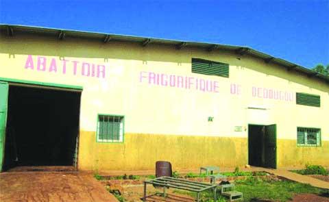 Abattoir frigorifique de Dédougou: La pénurie d'eau persiste