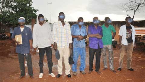 Lutte contre la contrefaçon: Sept faussaires aux arrêts