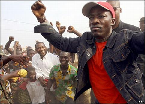 L'Ivoirien Charles Blé Goudé visé par un mandat d'arrêt de la CPI