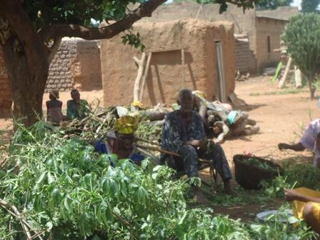 Village de Bouboura: Un repère pour l'identité africaine
