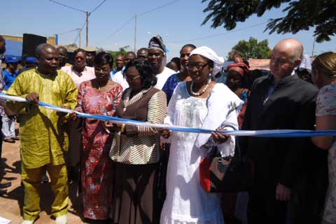 Planning familial: Marie Stopes International s'installe à Bobo