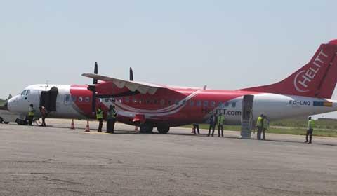 Transport aérien au Burkina: Colombe Airlines vous offre Ouaga-Bobo «à petit prix»