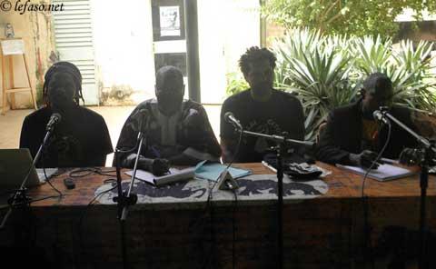 Commémoration de la disparition du président  Thomas Sankara: Le Balai citoyen apporte sa touche particulière