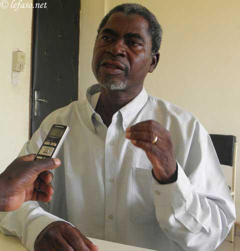 Mamadou Beloum, maire de Séguénéga: «je n'ai pas détourné l'école de Dambrin au profit de Koura. Je défie quiconque de faire la preuve…»
