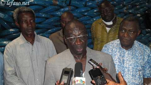 Difficultés des unités industrielles de Bobo: Mahamadi Sanou s'en imprègne