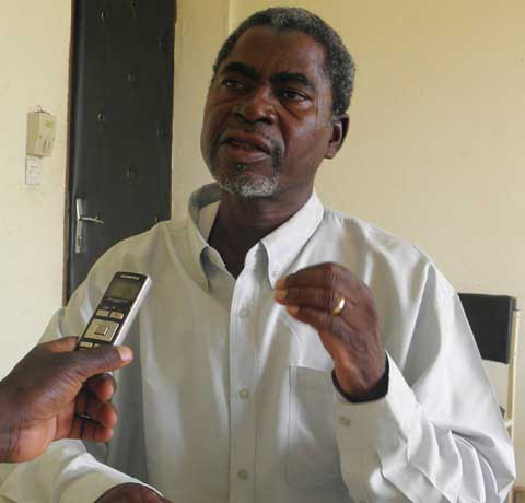 Mamadou Beloum, maire de  Séguénéga, à propos du barrage de Guitti: «Le volet indemnisations bloque encore  la mise en eau de l'ouvrage»
