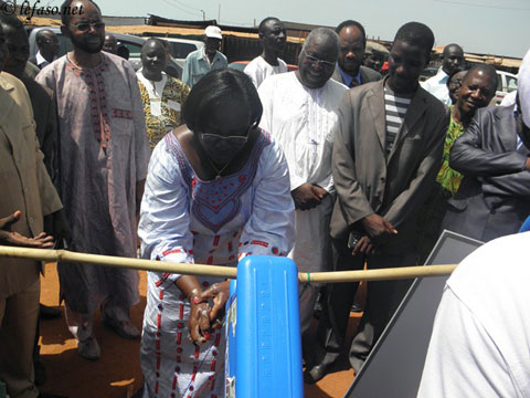 Assainissement à grande échelle: La commune de Houndé s'engage avec le soutien de ses partenaires
