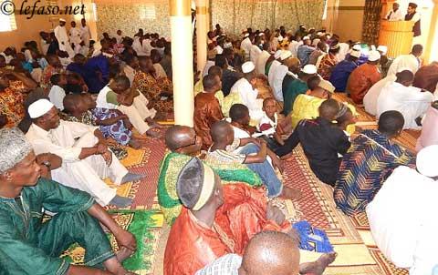Tabaski à Ouaga: La tradition a été respectée chez les Ahmadis à Somgandé