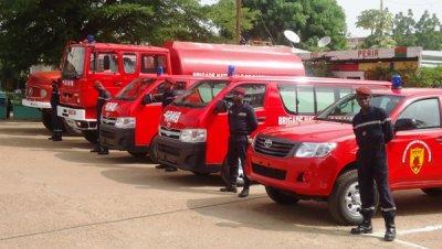 Accidents de la circulation: les sapeurs pompiers renforcent leur capacité opérationnelle