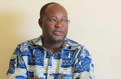 Didace Gampiné, Directeur général de l'Institut des hautes études internationales: «L'INHEI doit toujours apporter sa contribution au développement et au rayonnement de la diplomatie burkinabé».