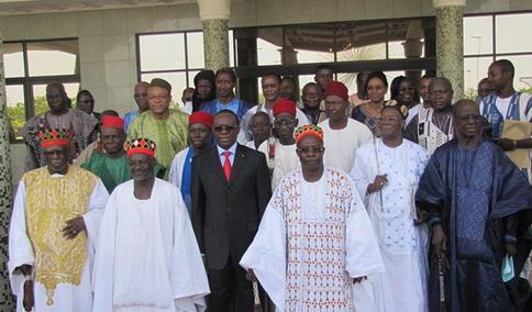 Présidence du Faso: Le gouvernement à l'écoute des chefs coutumiers