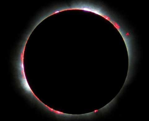 Eclipse solaire au Burkina Faso: le gouvernement appelle à la responsabilité