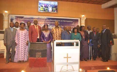 8e CISCO: Grand moment pour le monde des serviteurs et servantes de Christ