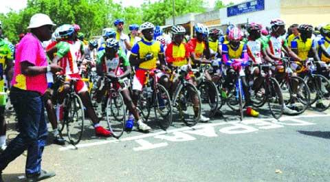 Tour du Faso 2013: l'Allemagne s'impose à Boromo