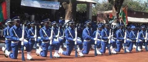 Gendarmerie nationale: La «Promotion  Intégrité» prête à servir