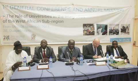 Enseignement supérieur: des universités ouest-africaines veulent renforcer leur partenariat