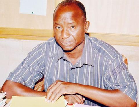 Benjamin Yaméogo, Député UNDD à propos de la révision du statut de l'opposition: L'obligation de «serment d'allégeance était contraire à l'esprit de la loi»