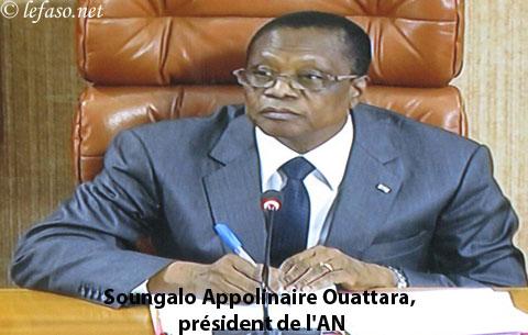 Révision de la constitution: Président du Faso intérimaire, la ''nouvelle '' précision consacrée en cas de vacance du pouvoir