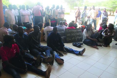 Région du Centre-Sud: Les agents publics réclament l'apurement de leurs indemnités