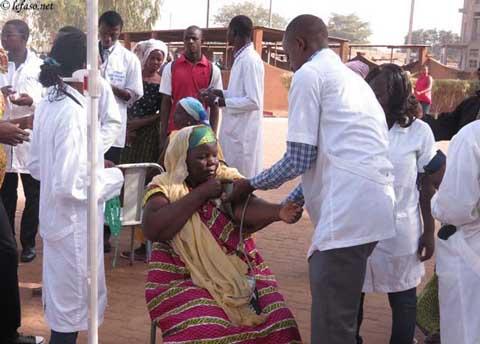 Journée mondiale du diabète: L'ONG «Santé diabète» sensibilise sur les facteurs à risque