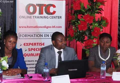 L'enseignement en ligne: Online Training Center fait son entrée avec force
