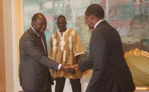 Le Mémorandum de l'opposition politique adressé au président du Faso