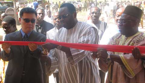 Formation professionnelle: Le Lycée professionnel de Gaoua  ouvre ses portes