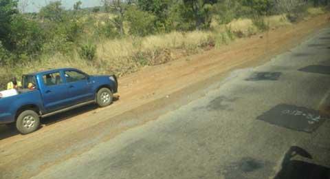 Route Ouaga-Bobo: Les choses bougent sur le tronçon Boromo –Sabou