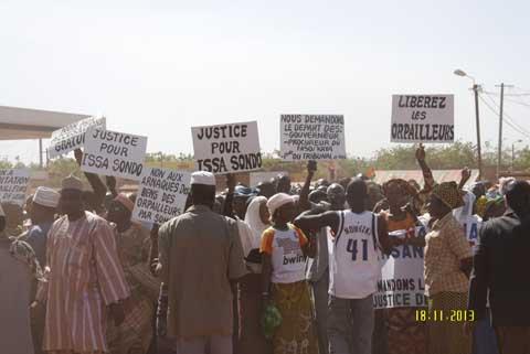 Affaire SOMIKA - Orpailleurs du Centre-nord: la démission du Gouverneur ZOROME exigée