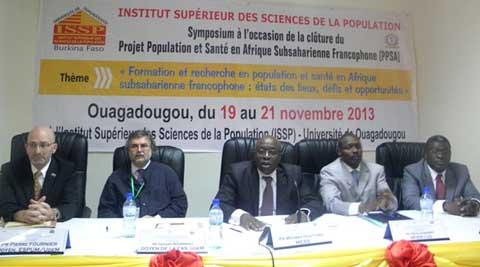 Recherche en population et Santé en Afrique subsaharienne: Quelles perspectives après l'initiative PPSA