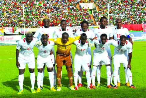 Barrages retour mondial 2014, Algérie-Burkina (1-0) :Le rêve se brise à Blida pour les Etalons