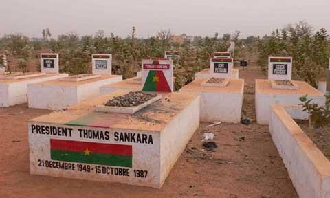 Profanation de la tombe du président Thomas Sankara: l'Opposition politique s'indigne