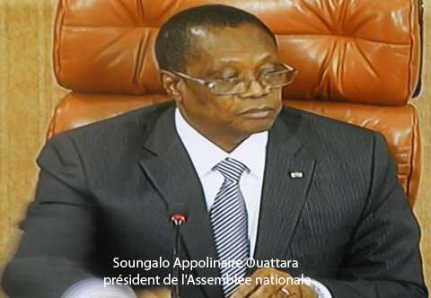 Assemblée nationale: Le budget de l'Etat, gestion 2014, adopté