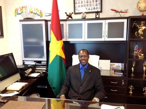 Gilbert Noël Ouédraogo, maire de la commune urbaine de Ouahigouya:    Le début ne fut pas facile...