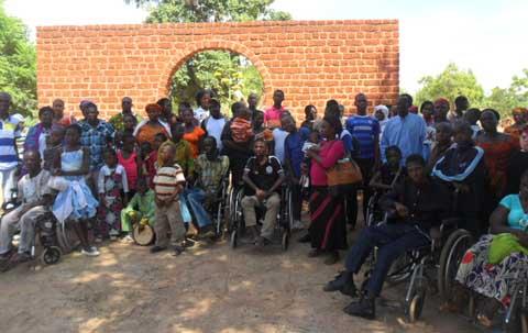 Société: un bol d'air pour les enfants handicapés