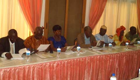 Partis politiques en Afrique: Réflexion à Ouaga pour une meilleure implication des jeunes