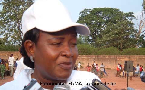 Femme et Développement en Afrique: La Burkinabè  Fatimata LEGMA lauréate  de  la palme d'excellence à Abidjan