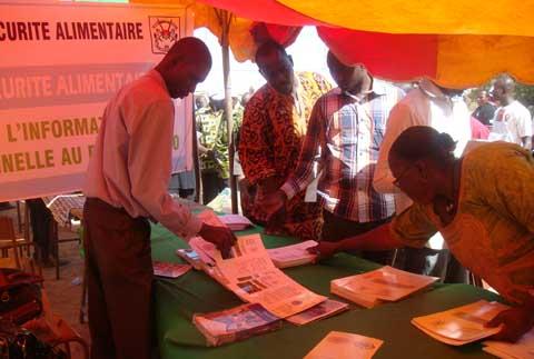La plateforme countrystat: une mine d'informations sur la sécurité alimentaire exposée à l'occasion de la journée mondiale de l'alimentation 2013