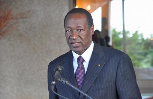 Blaise Compaoré: Le sénat sera mis en place et le peuple sera consulté sur l'article 37