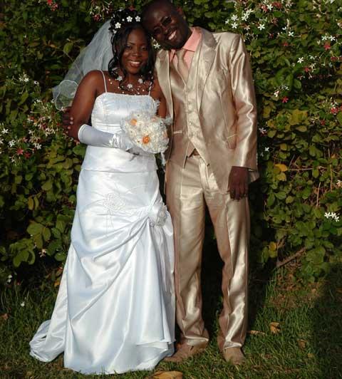 Au coin du bonheur: Sidonie Raïssa et Paul Siébou Kambou, «oui» pour toujours