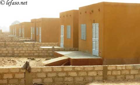 Logements sociaux de Bassinko: 50 bénéficiaires entrent en possession de leurs maisons