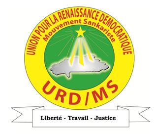 Unité d'action des Mouvements sankaristes: L'URD/MS plaide pour la mise en place d'un cadre permanent de concertation
