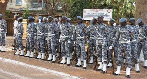 Garde de sécurité pénitentiaire: La cuvée 2011-2013 est prête, le mérite de 73 agents reconnu