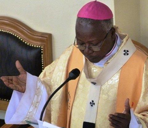 Messe de la nuit de Noël 2013: L'homélie de Mgr Philippe OUEDRAOGO
