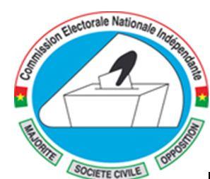 Municipales partielles du 23 février 2014: Les listes des candidatures validées et affichées