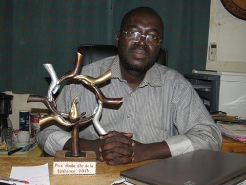 François Paul Ramdé, président de l'Union fraternelle de Dori: «Sans faire de prosélytisme, nous essayons d'encourager un dialogue entre Chrétiens et Musulmans du Sahel»