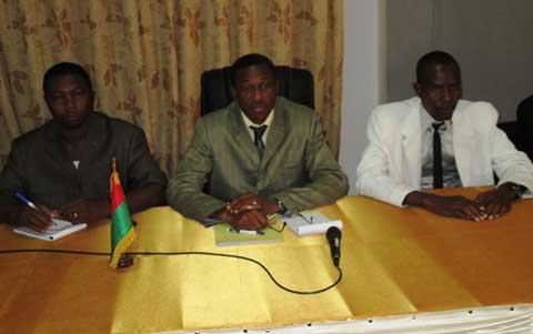 Cadre de concertation de l'arrondissement 5 de Bobo: «Le développement local est notre affaire à tous» dixit Seydou Sanou
