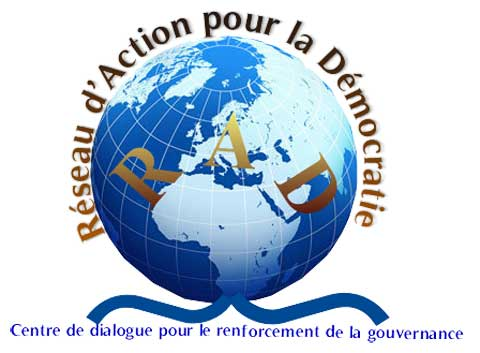 Le Réseau d'Action pour la Démocratie (RAD) appelle à un sursaut national